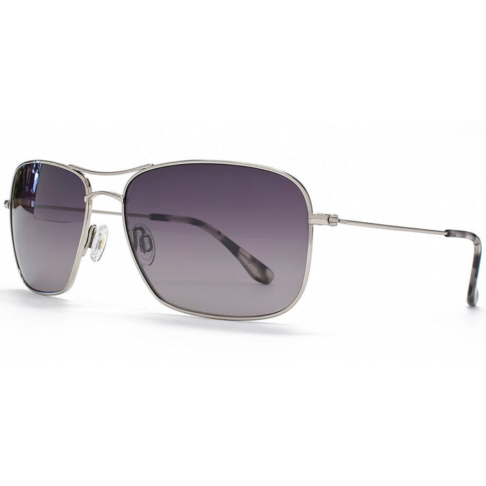 Wiki Wiki Sunglasses [Silver/ Neutral Grey]