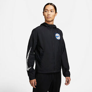 Men's Essential Wild Run Jacket