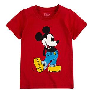 T-shirt Disney® Mickey pour garçons [4-7]