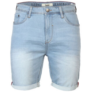 Men's Roll-Up Denim Short