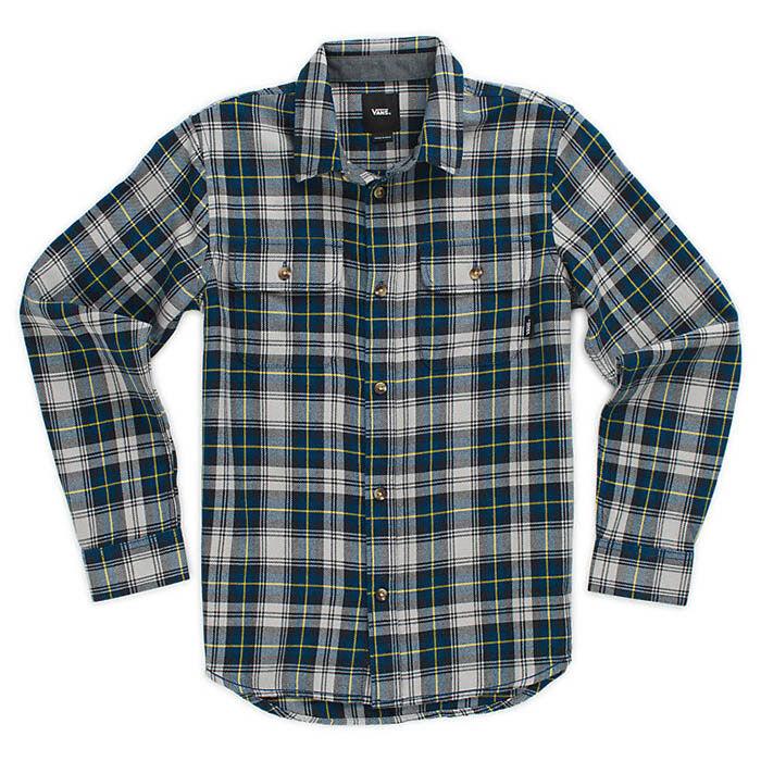 Boys' [4-7] Sycamore Flannel Shirt