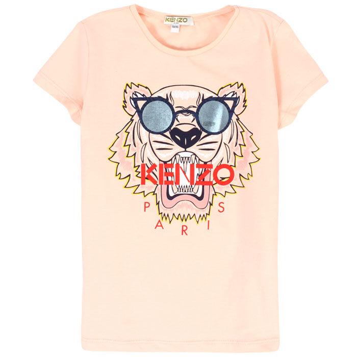 T-shirt Shades Tiger pour filles [2-6]