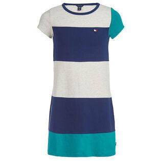 Robe à blocs de couleurs pour filles juniors [7-16]
