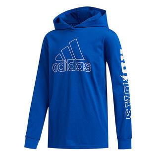 Junior Boys' [8-16] Collegiate Hooded T-Shirt