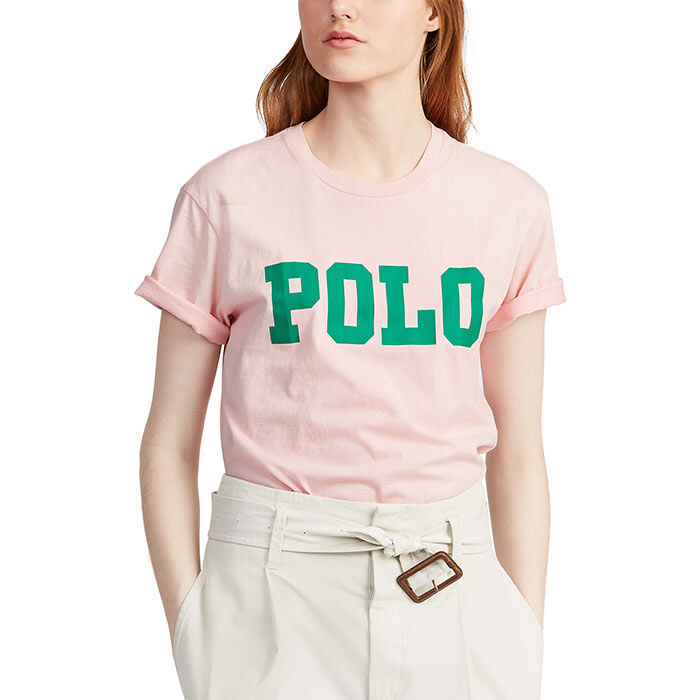 Women's Big Fit Polo Cotton T-Shirt
