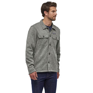 Men's Better Sweater® Fleece Shirt Jacket