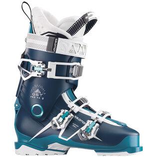 Bottes de ski QST Pro 90 pour femmes [2017]