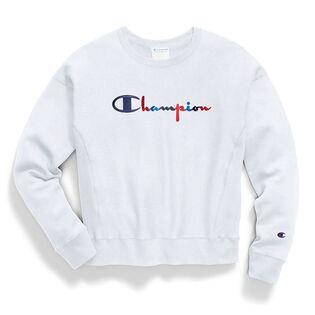 Women's Reverse Weave® Vintage Logo Sweatshirt