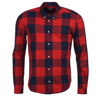Men's Bold Gingham Shirt