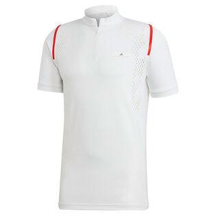 T-shirt à glissière Court pour hommes