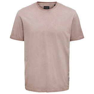 Men's Washed Crew T-Shirt