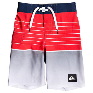 Boys' [4-7] Highline Slab Boardshort