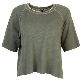Women's Super-Soft Cut Off Sweatshirt