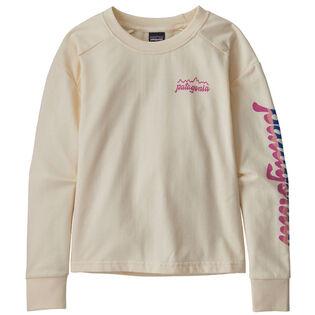 Junior Girls' [7-16] Lightweight Crew Sweatshirt