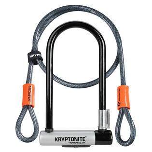 KryptoLok Series 2 Standard W/ 4' Cable Bike Lock