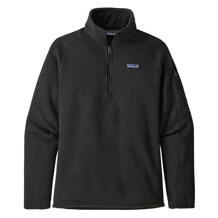 Haut en molleton à glissière 1/4 Better Sweater® pour femmes