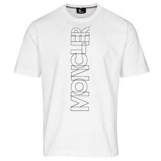T-shirt Vertical Logo pour hommes