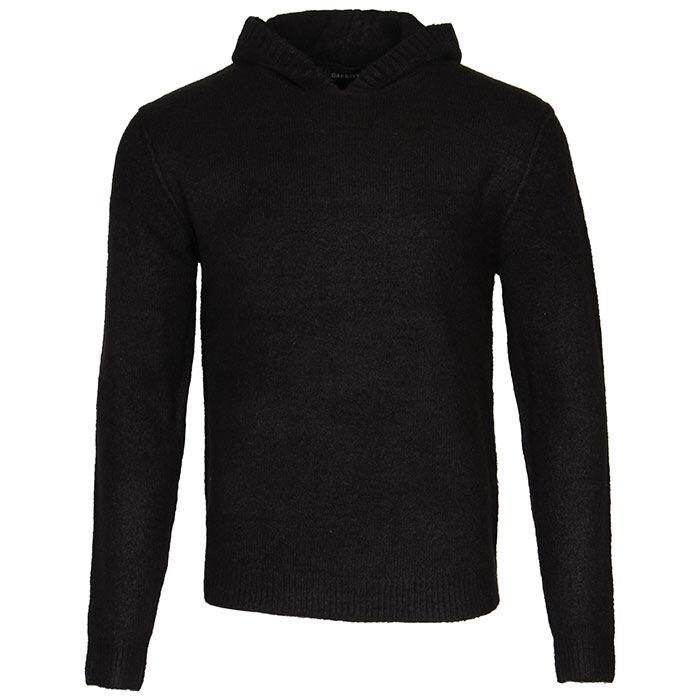 Men's Solid Pullover Hoodie