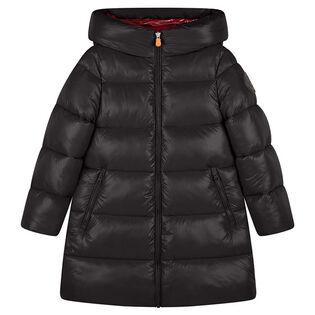 Junior Girls' [8-16] Millie Luck Maxi-Quilted Coat