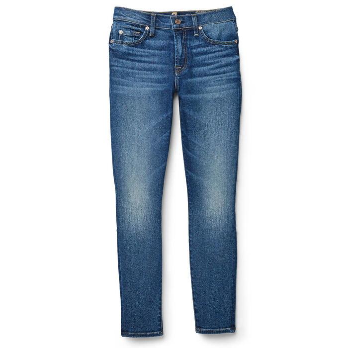 Women's Luxe Vintage Ankle Skinny Jean