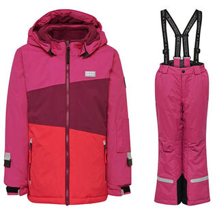 Girls' [5-7] Josefine 711 + Platon 709 Two-Piece Snowsuit