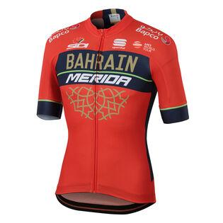 Men's Bahrain 2018 BodyFit Pro Team Jersey
