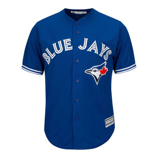 Juniors' [8-20] Toronto Blue Jays Cool Base® Replica Player Jersey