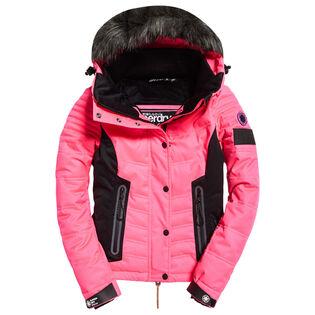 Women's Luxe Snow Puffer Jacket