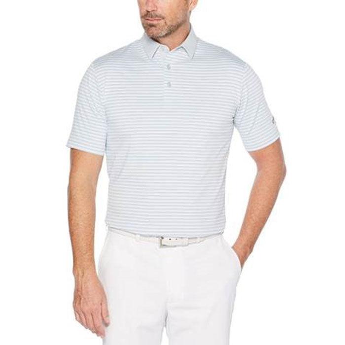 Men's 3-Colour Yarn-Dyed Stripe Polo