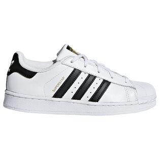 Kids' [11-3] Superstar Foundation Shoe