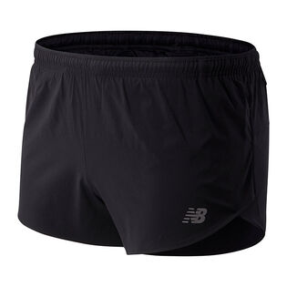 "Men's Impact Run 3"" Split Short"