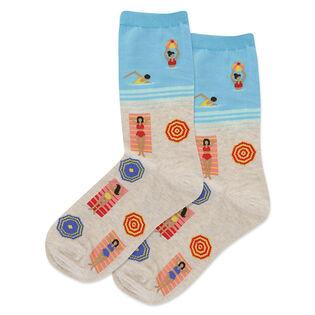 Women's Sunbathers Crew Sock