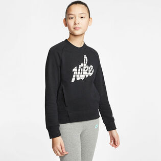 Junior Girls' [7-16] Sportswear Crew Sweatshirt