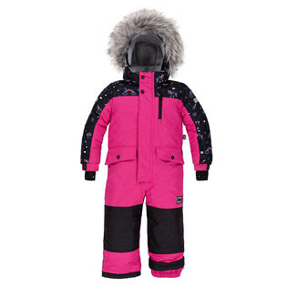 Girls' [2-7] Rainbow Club One-Piece Snowsuit