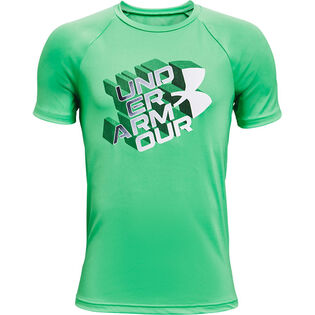 Junior Boys' [8-16] UA Tech™ Glow T-Shirt