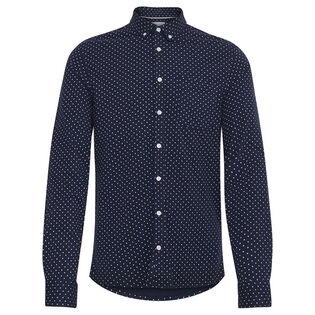 Men's Dot Print Shirt