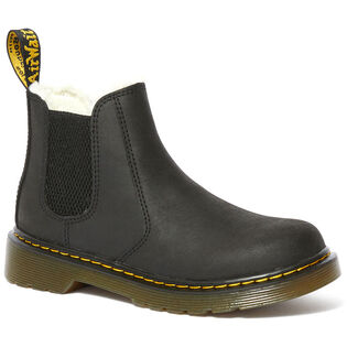 Juniors' [12-4] Fur-Lined 2976 Leonore Chelsea Boot