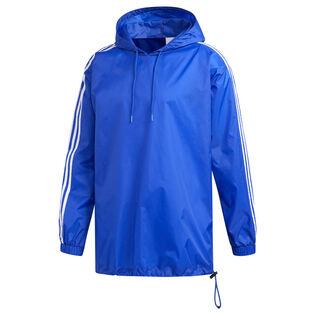 Men's Poncho Windbreaker Jacket
