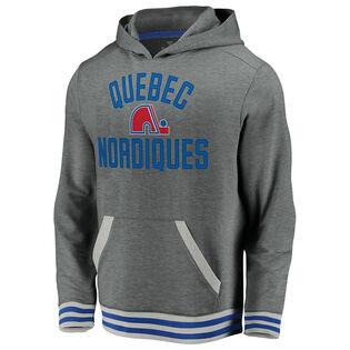Chandail à capuchon Nordiques de Québec Vintage pour hommes