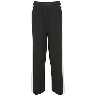 Women's Striped Wide Pant