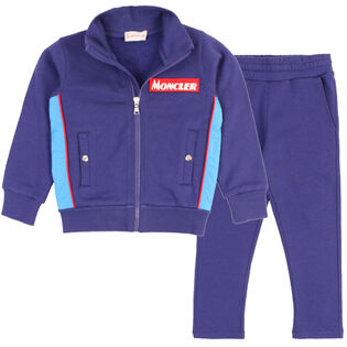 Boys' [4-6] Essential Two-Piece Tracksuit