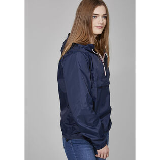 Unisex Quarter-Zip Packable Jacket