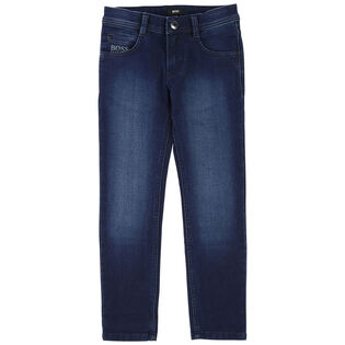 Junior Boys' [4-16] Stretch Super Skinny Jean