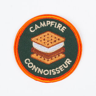 Campfire Connoisseur Patch