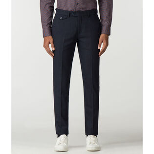 Men's Tapered Wool Pant