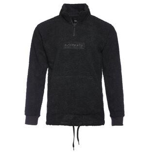 Men's Global Trespassers Quarter-Zip Mock Sweater