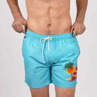 Men's Surf & Turf Swim Trunk
