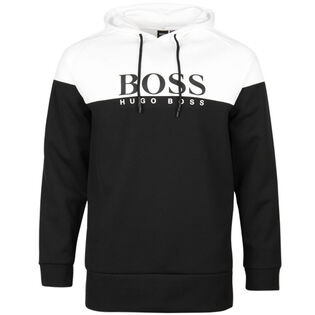 Men's Colourblock Fashion Hoodie
