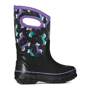 Kids' [7-3] Classic Unicorns Insulated Boot