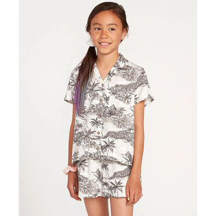 Junior Girls' [6-14] Not Real Shore Shirt
